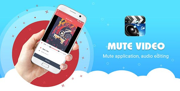 Mute Video, Silent Video - Remove audio in Video