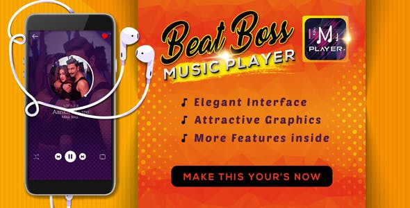 Beat Boss : Music Players