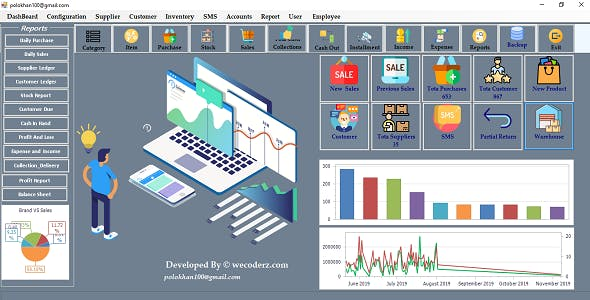 Easy Stock Management Software