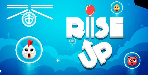 Rise Up with Admob (Android + iOS)