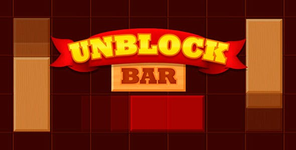 Unblock Bar with Admob + IAP (Android + iOS)