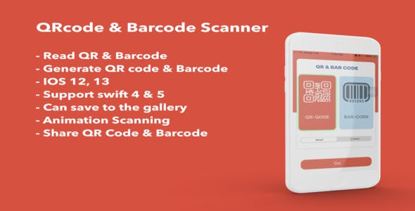 Simple QR Code & Barcode Scanner & Generate  | IOS 12 and 13