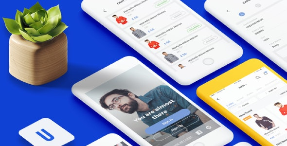 EFashion - Ecommerce Android App Template - CodeCanyon Item for Sale