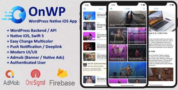 OnWP - WordPress Native iOS App
