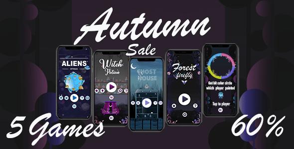 Autumn Sale - CodeCanyon Item for Sale