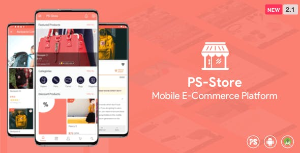 PS Store ( Mobile eCommerce App for Every Business Owner ) 2.1