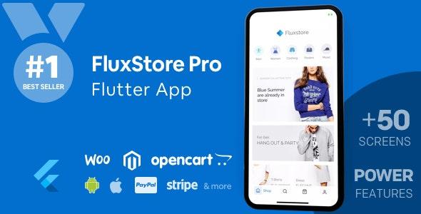 Fluxstore Pro - Flutter E-commerce Full App by InspireUI
