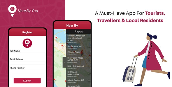 Near By You - Your Local Guide - CodeCanyon Item for Sale