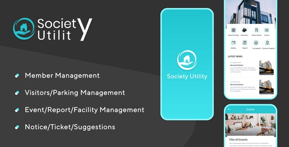 Society Management and Utility