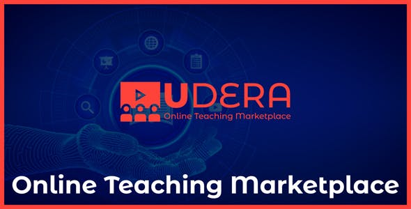 Udera - Online Teaching Marketplace
