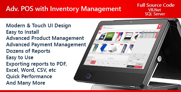 Sales & Inventory System - CodeCanyon Item for Sale