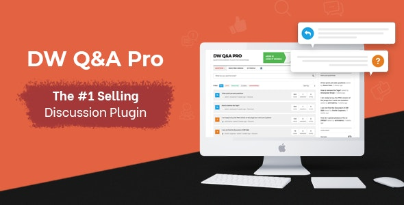 DW Question & Answer Pro - WordPress Plugin - CodeCanyon Item for Sale