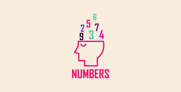NUMBERS | Html5 Mobile Game | android & ios