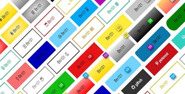 Web Packet 1 - Css Buttons