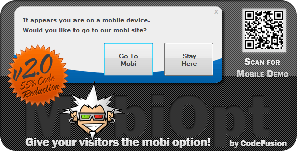 MobiOpt - CodeCanyon Item for Sale