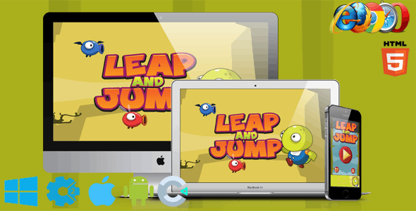 Leap and Jump - CodeCanyon Item for Sale
