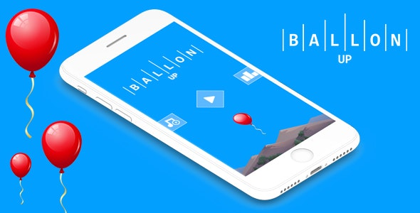 BALLON UP BUILDBOX PROJECT WITH ADMOB - CodeCanyon Item for Sale