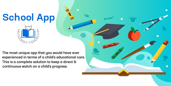 School App - School Management System - Android
