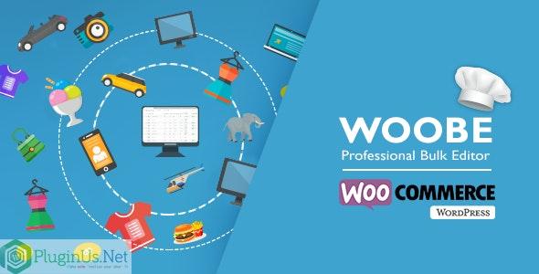 WOOBE - WooCommerce Bulk Editor Professional - CodeCanyon Item for Sale