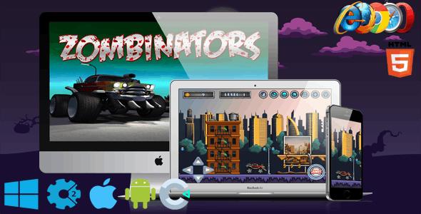 Zombinators - CodeCanyon Item for Sale