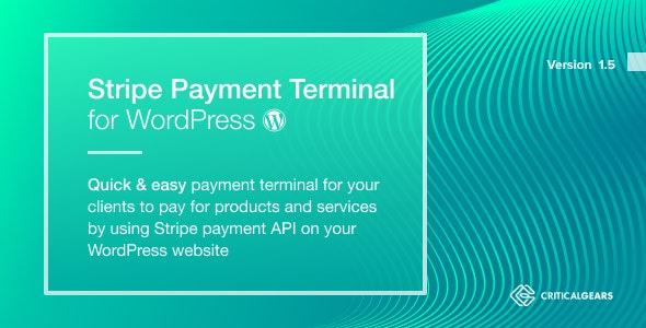 Stripe Payment Terminal WordPress - CodeCanyon Item for Sale