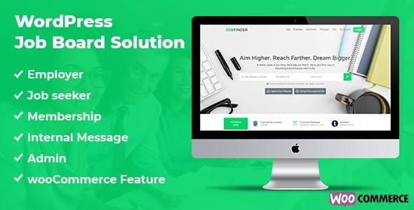 WordPress Job board Solution