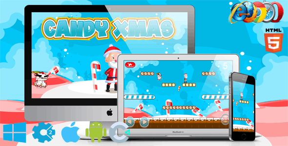 Candy Xmas - CodeCanyon Item for Sale