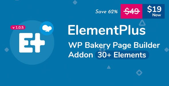 Element Plus - WPBakery Page Builder Addon