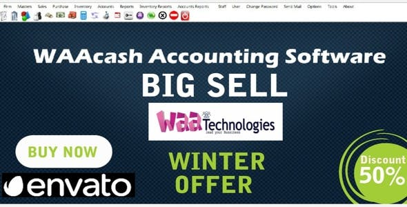 Accounting Software Source Code