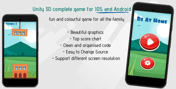 Builds buildings - Unity 3D game App - Android + iOS - CodeCanyon Item for Sale