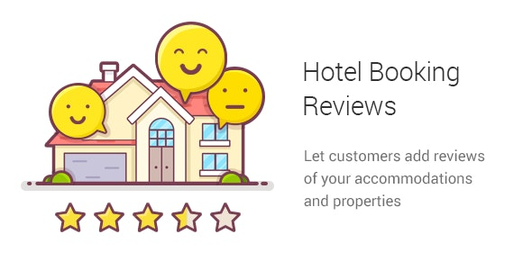 Hotel Booking Reviews - CodeCanyon Item for Sale