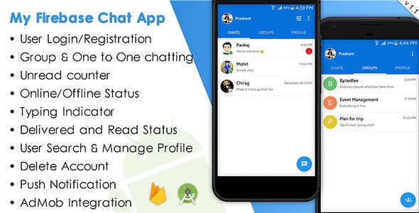 My Firebase Chat