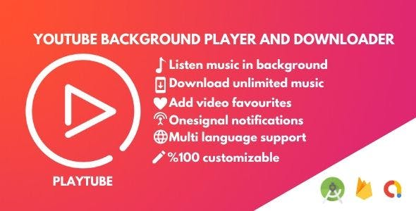 PlayTube | Youtube Background Music Player & Downloader