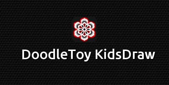 Doodle Toy Kids Draw  | Android Studio | Admob