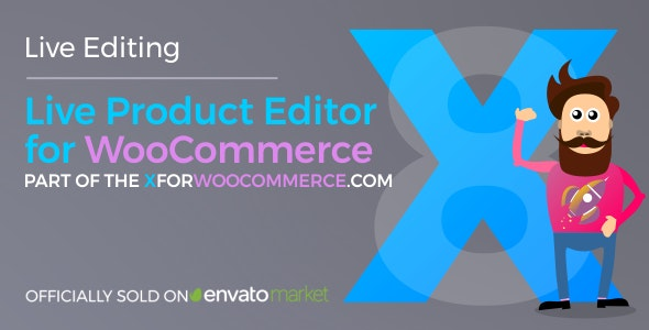 Live Product Editor for WooCommerce - CodeCanyon Item for Sale