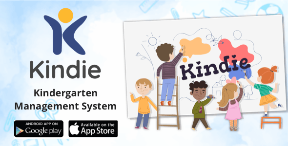 Kindie - kindergarten management software