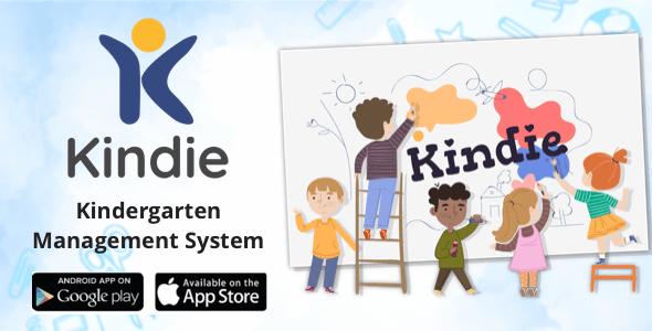 Kindie Web - Multi branch kindergarten management software - CodeCanyon Item for Sale