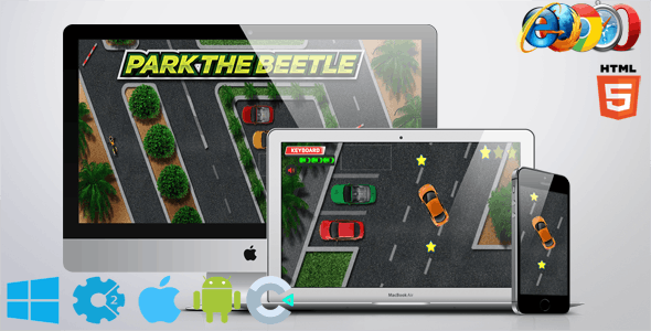 Park the Beetle - CodeCanyon Item for Sale