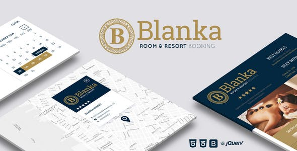 Blanka | Room & Resort Booking