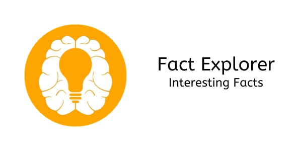 Fact Explorer / Interesting Facts - Complete Android App With 500+ Facts + Backed In PHP