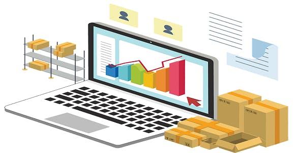 Super shop management software GST Enabled