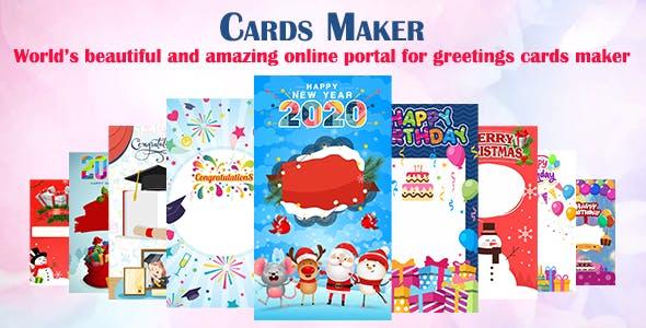 Cards Maker