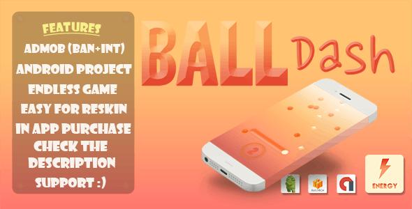 Ball Dash - CodeCanyon Item for Sale
