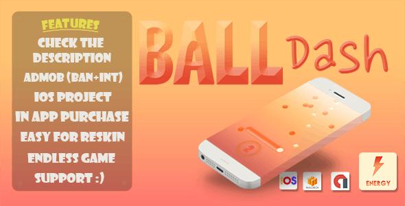 Ball Dash iOS