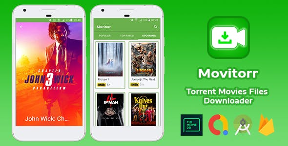 Movitorr - Torrent Movies Downloader