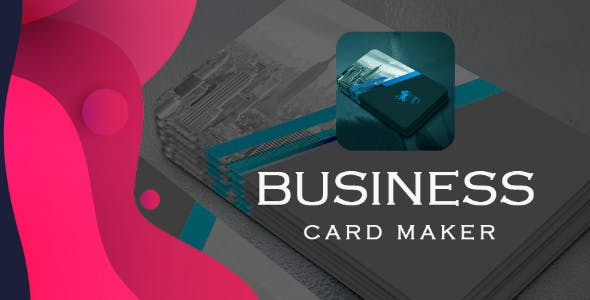 Business Card Maker | Poster Maker | Logo Create | Android Studio | ADMOB