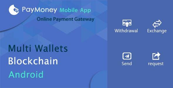 PayMoney - Mobile App