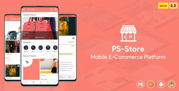 PS Store ( Mobile eCommerce App for Every Business Owner ) 2.2