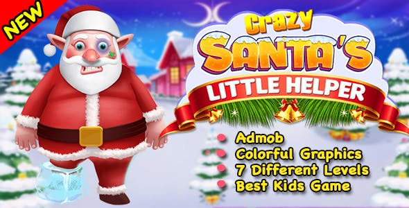 Best Kids Game + Santa Helper + Ready For Publish + Android