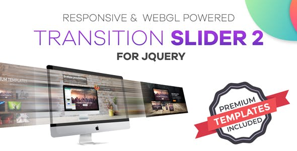 Transition Slider - Responsive jQuery Slider Plugin